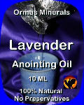 Ormus Minerals Lavender Anointing Oil