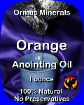 Ormus Minerals Orange Anointing Oil